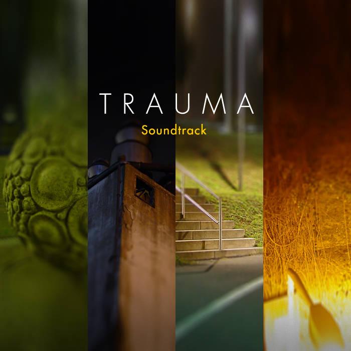TRAUMA Soundtrack cover art