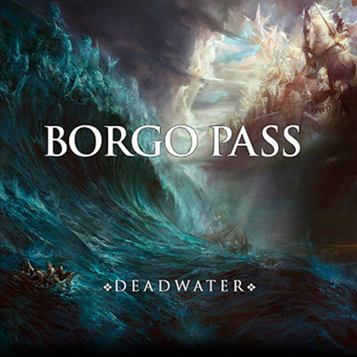 Deadwater cover art