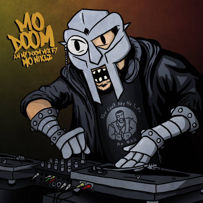 Mo Doom cover art