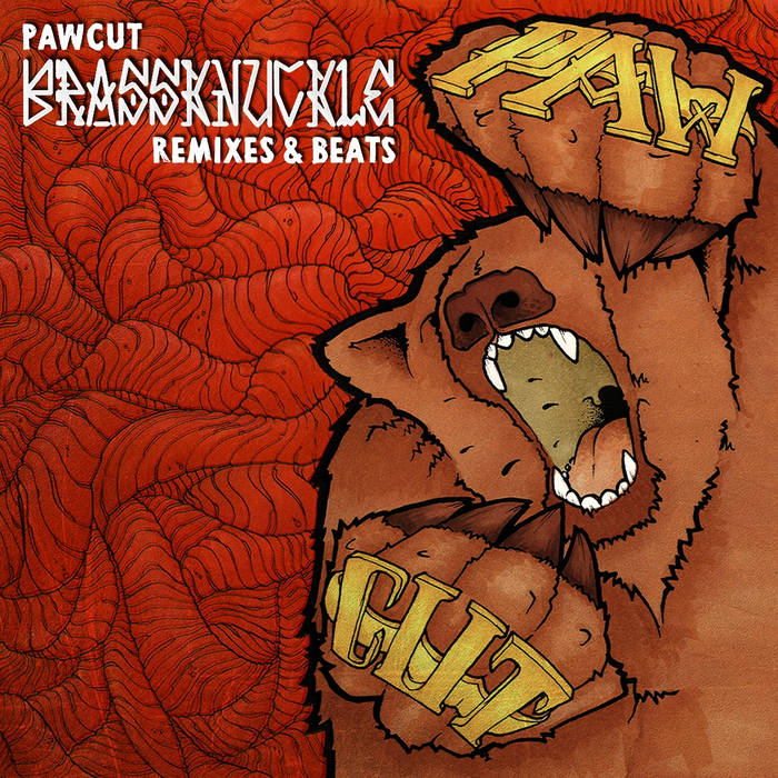 Brass Knuckles cover art