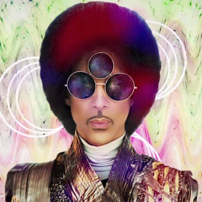 Ƭ̵̬̊ Prince - Purple Rain (guitar) cover art