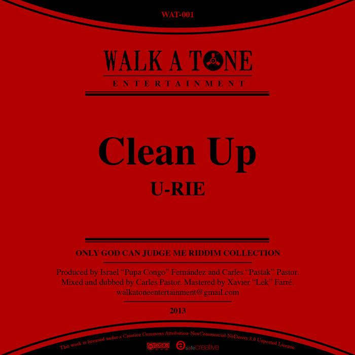 Clean Up - U-Rie cover art