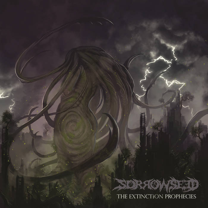 The Extinction Prophecies Vol. 1: Dread Sylvan Summonings cover art