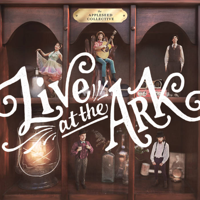 Live at The Ark cover art