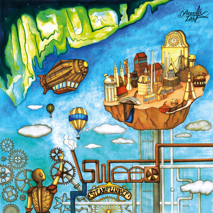 Steampunk Vol.2 cover art