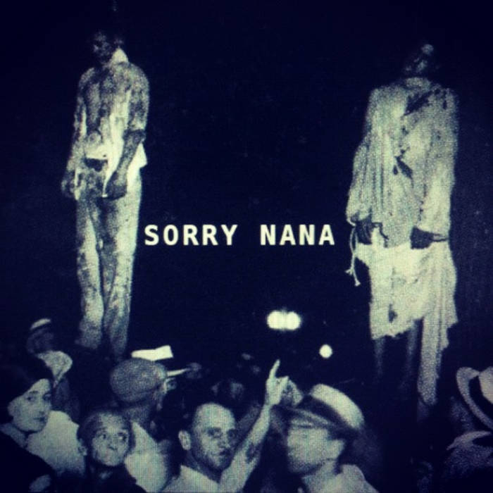 Sorry Nana cover art