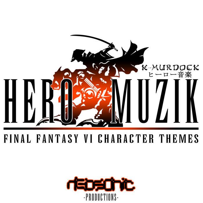 Hero Muzik Vol. 1 cover art