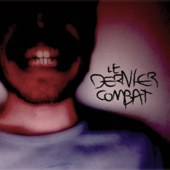 Le Dernier Combat EP cover art
