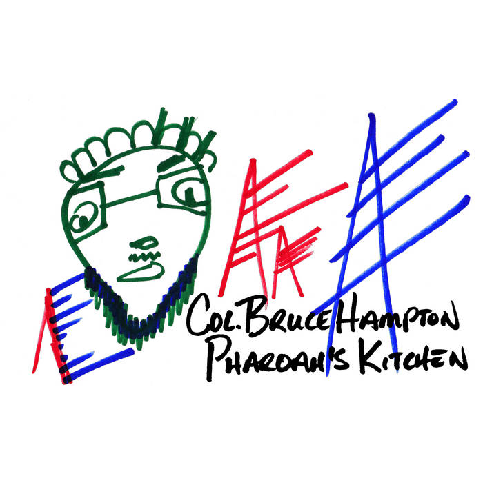 Pharoah's Kitchen cover art