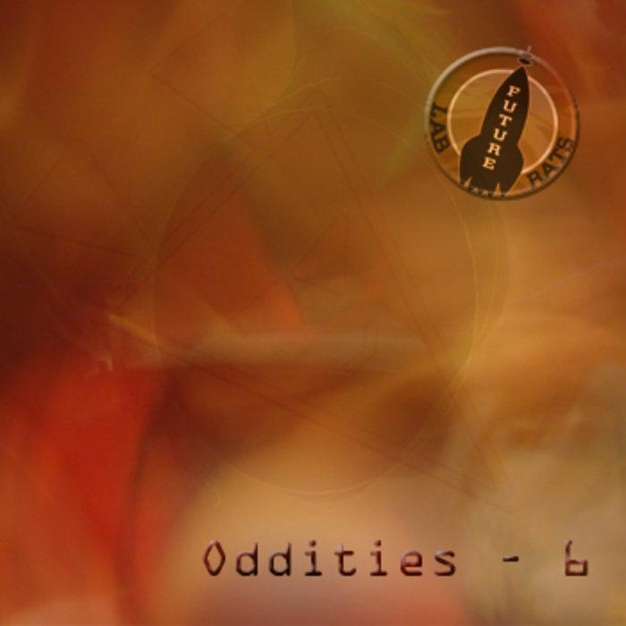 Oddities - 6 cover art