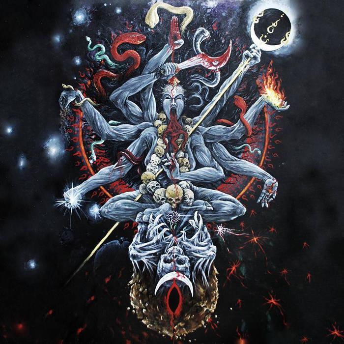Cult Of Fire - मृत्यु का तापसी अनुध्यान cover art