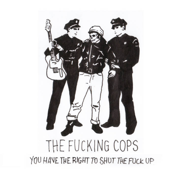 You Have The Right to Shut The Fuck Up cover art