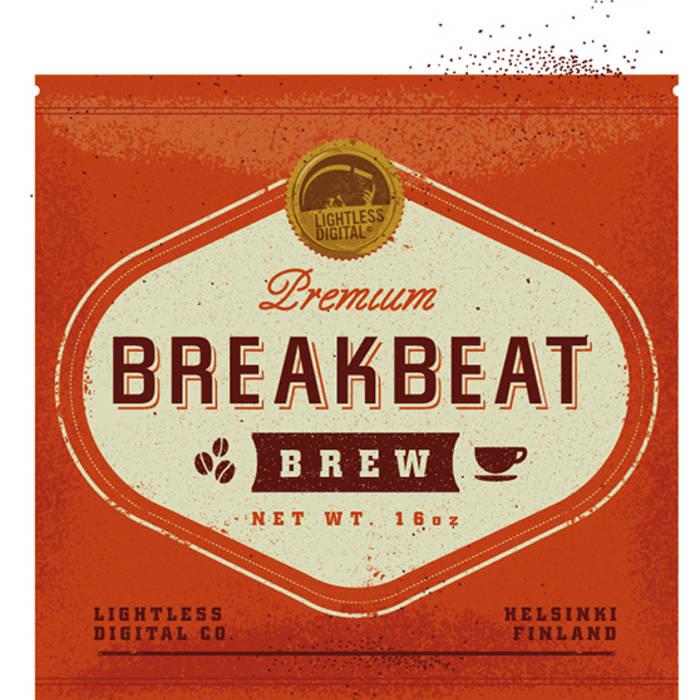 Breakbeat Brew [EP] cover art