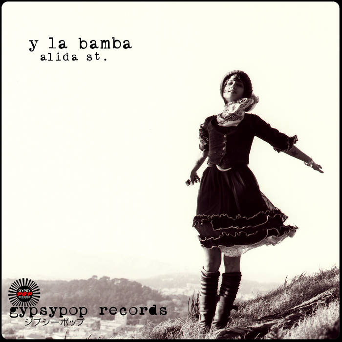 Alida St. cover art
