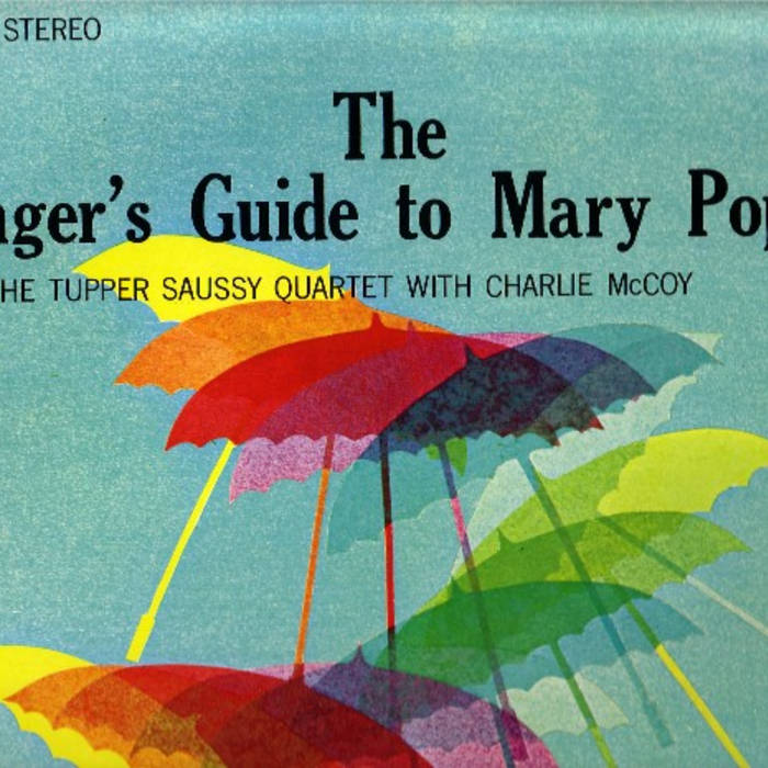 The Swinger's Guide To Mary Poppins cover art