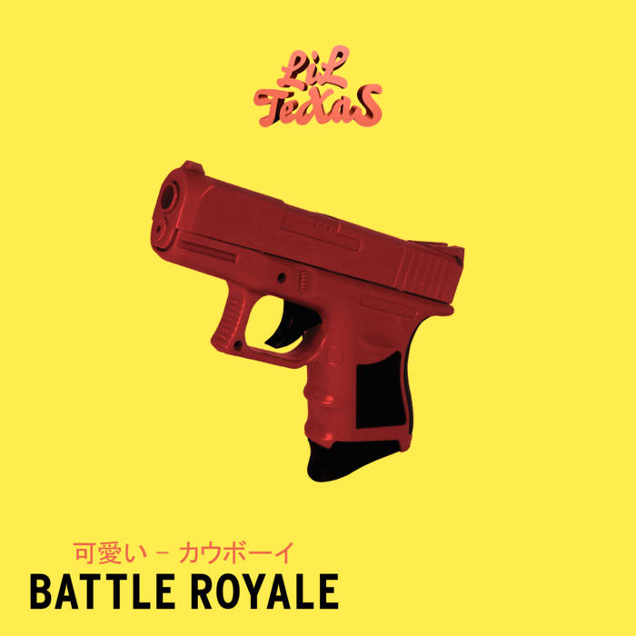 BATTLE ROYALE cover art