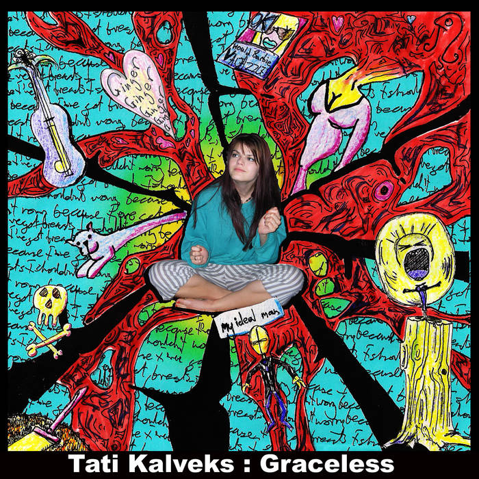 Graceless cover art