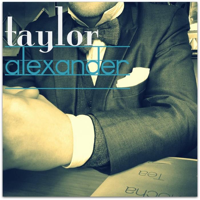 Taylor Alexander EP cover art