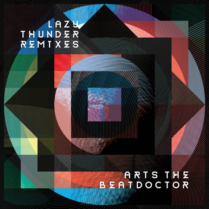 Lazy Thunder Remixes cover art