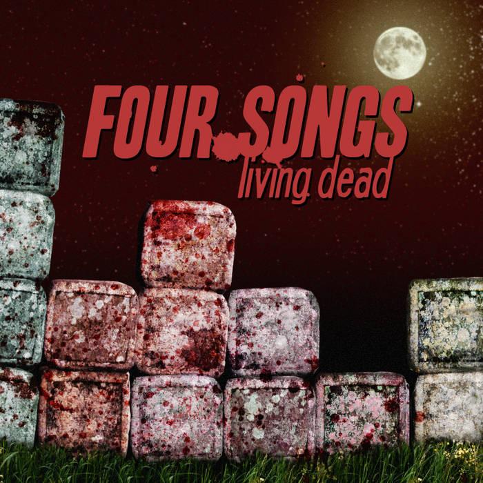 four.Songs: Living Dead cover art