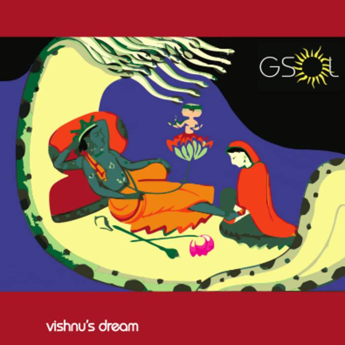 vishnu's dream cover art