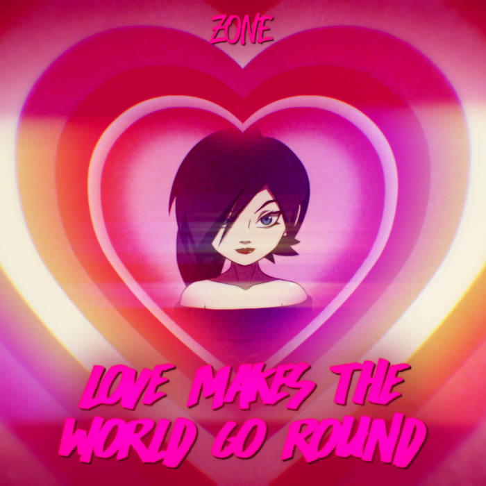 Love Makes The World Go Round cover art