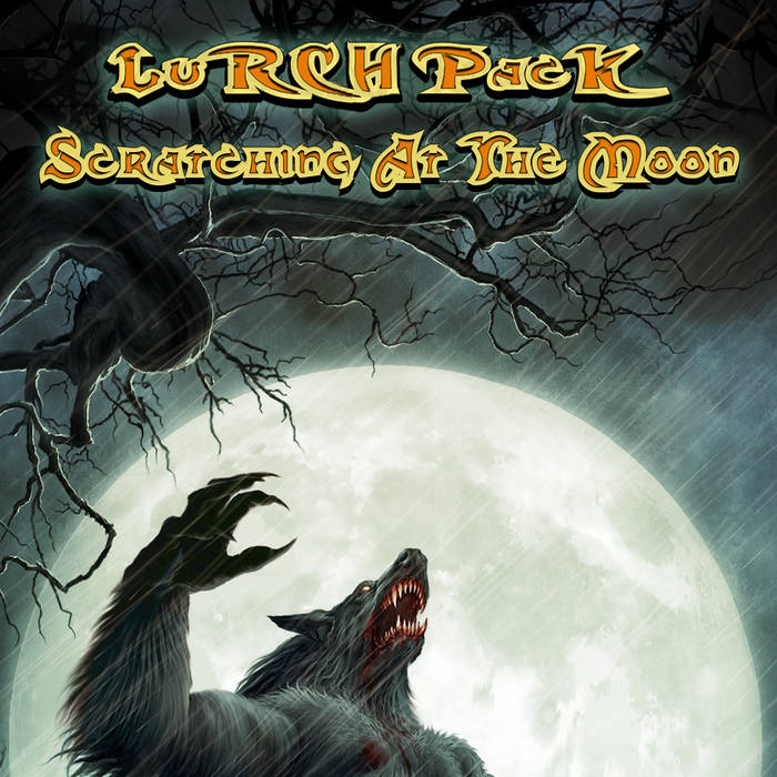 Scratching at The Moon cover art