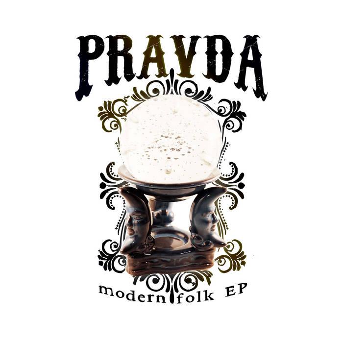 Modern Folk EP cover art
