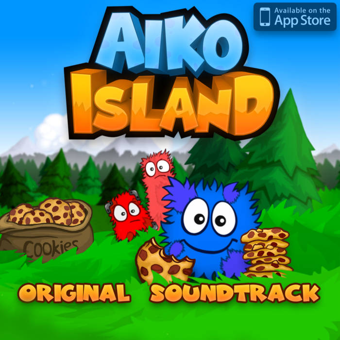 Aiko Island OST cover art