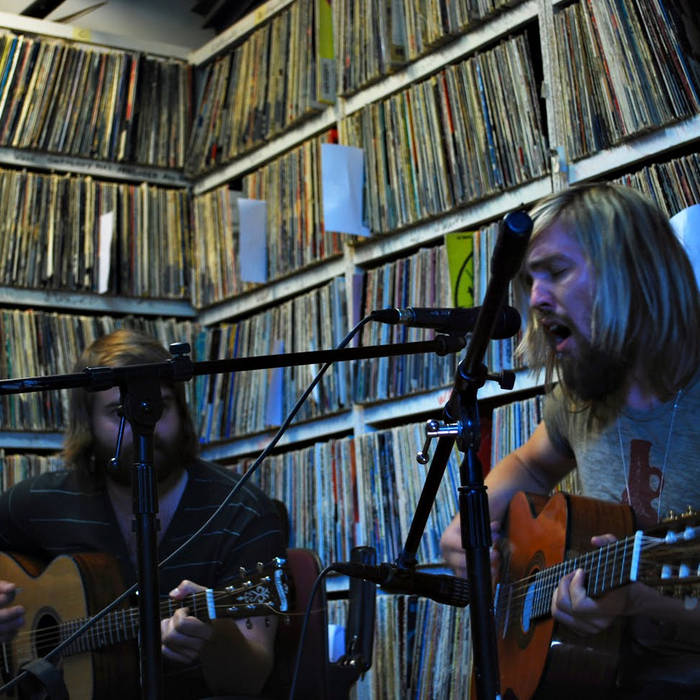 Band of Skulls Stack Sessions cover art