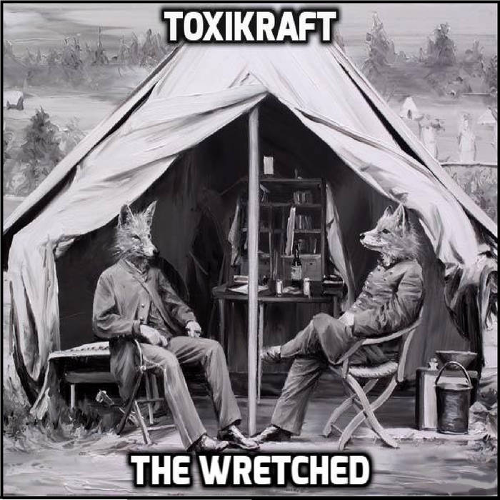 THE WRETCHED cover art