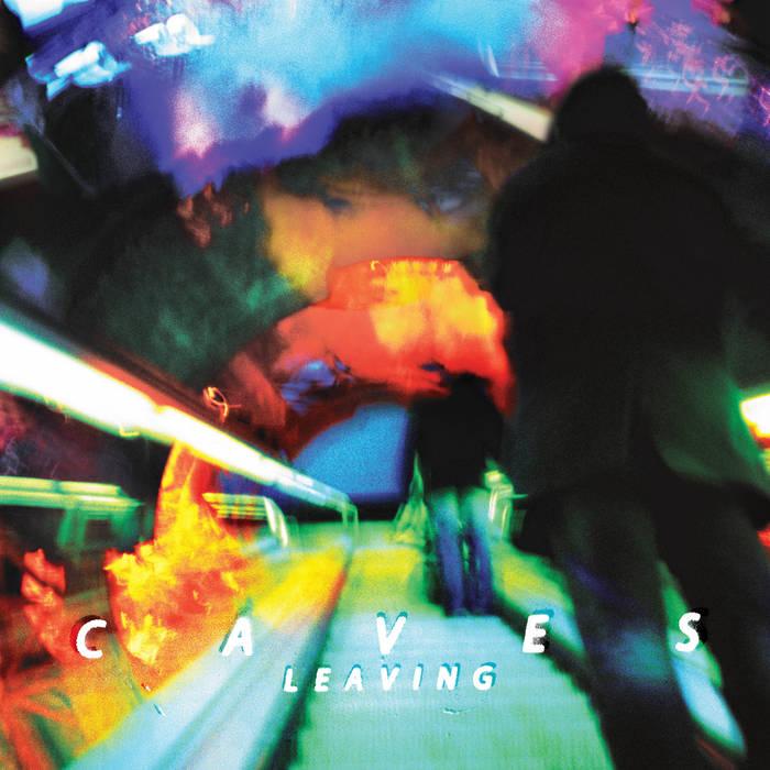 Leaving cover art