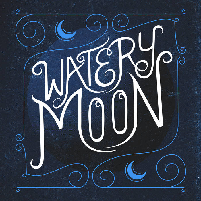 Watery Moon cover art