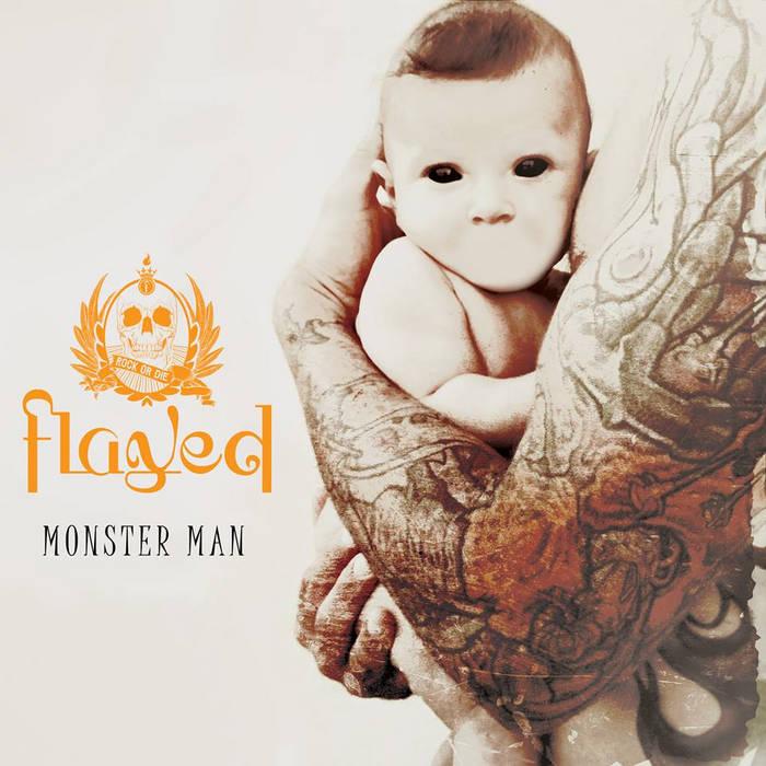 MONSTER MAN cover art
