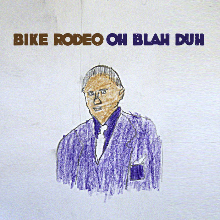 Oh Blah Duh cover art