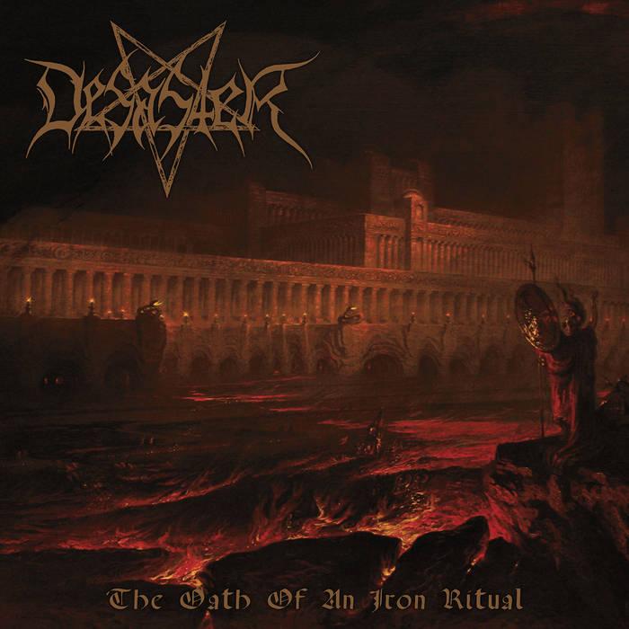 The Oath of an Iron Ritual cover art