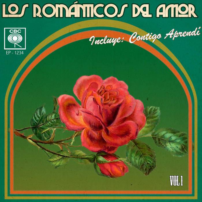Los Romanticos del Amor cover art