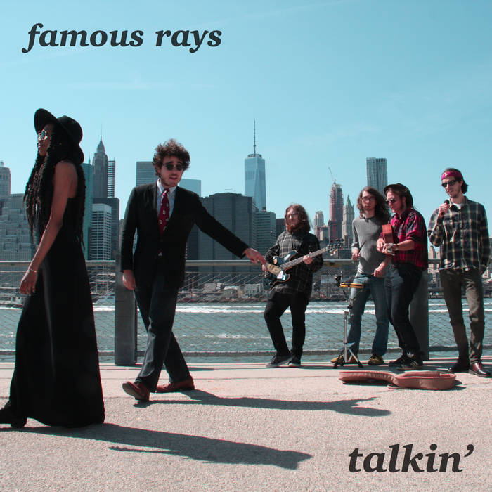 talkin' cover art