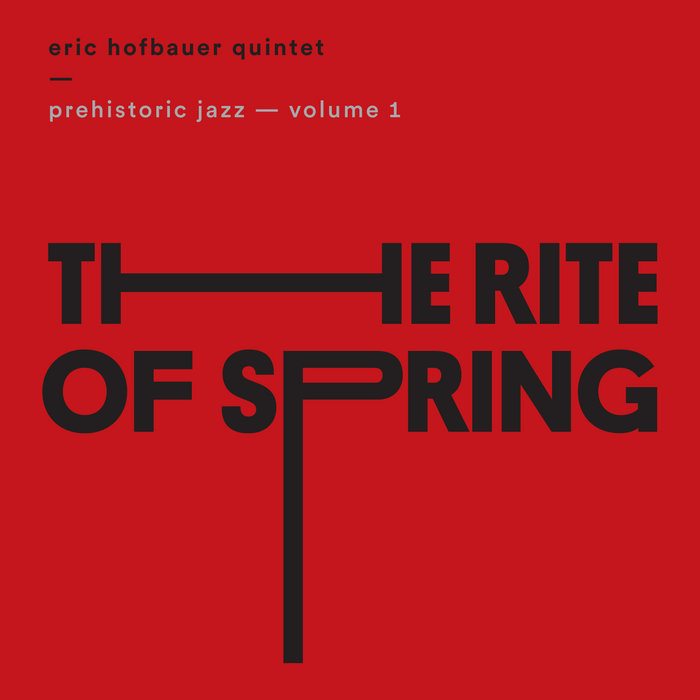 Prehistoric Jazz Volume 1 (The Rite of Spring) cover art