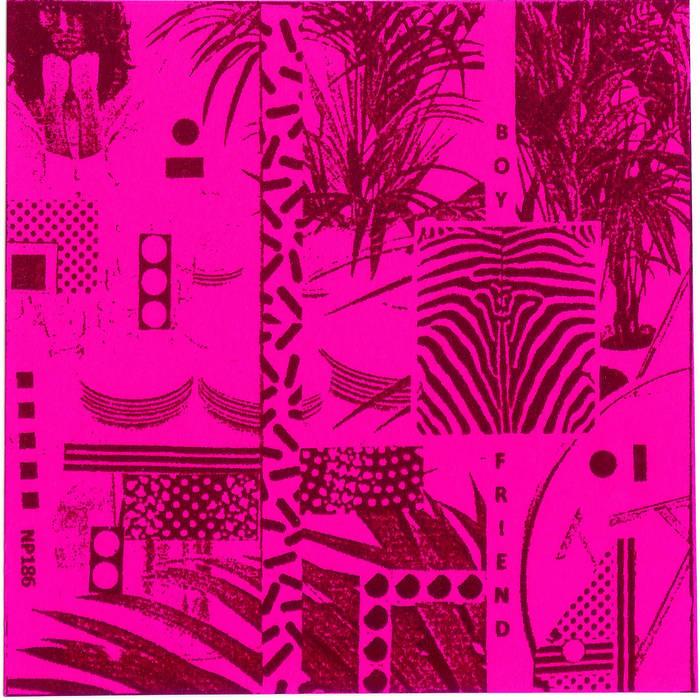 SECRET CITY EP cover art
