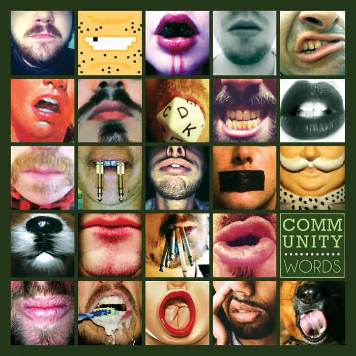 Community Words cover art