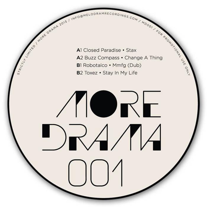 More Drama 001 cover art