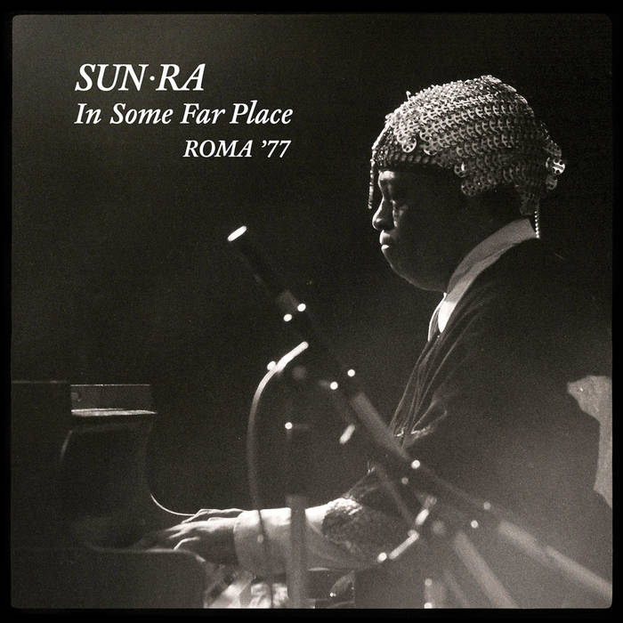 In Some Far Place: Roma 1977 cover art