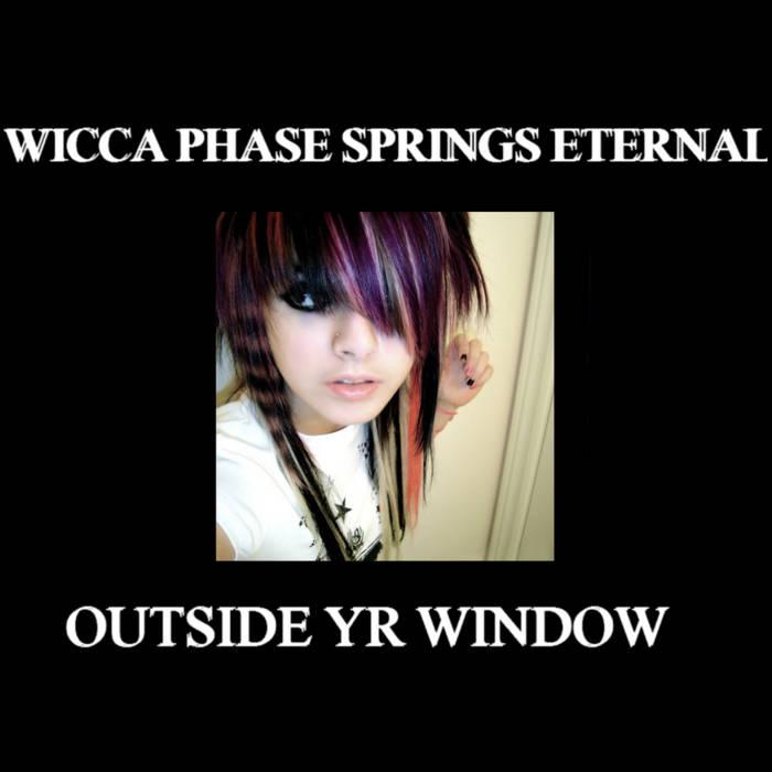 OUTSIDE YR WINDOW cover art