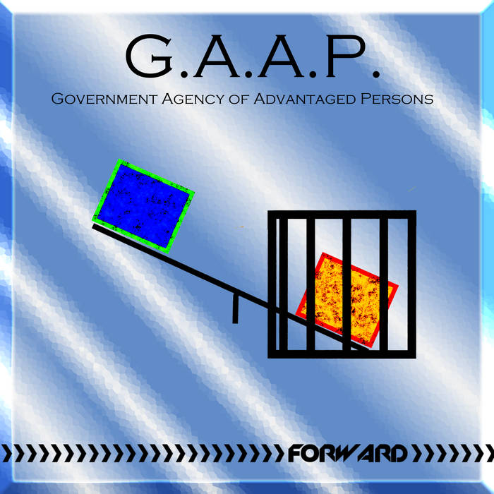 G.A.A.P. (Single) cover art