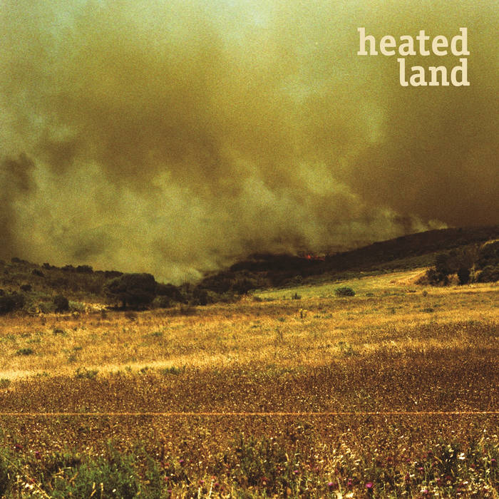 Heated Land cover art