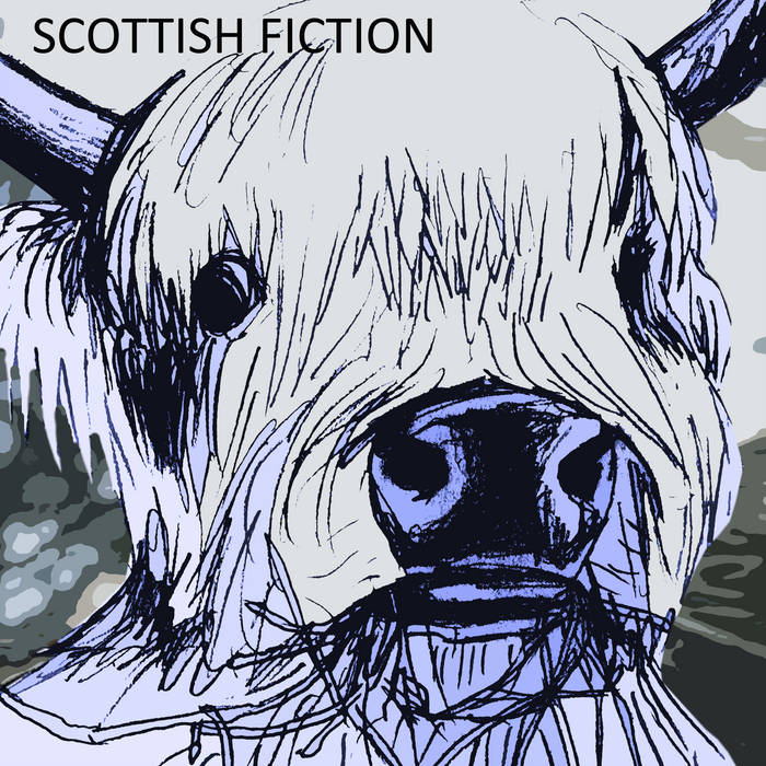 Scottish Fiction November EP cover art