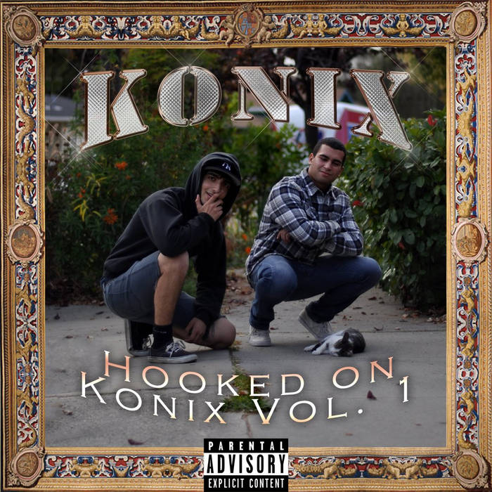 Hooked on Konix Vol. 1 cover art