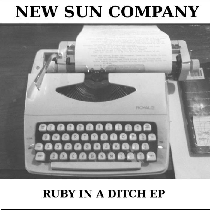 Ruby In a Ditch cover art