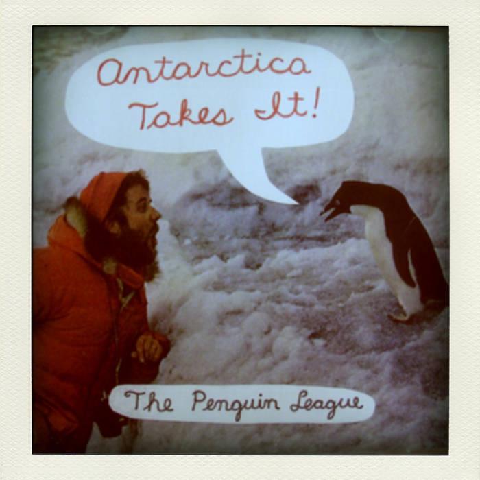 The Penguin League cover art